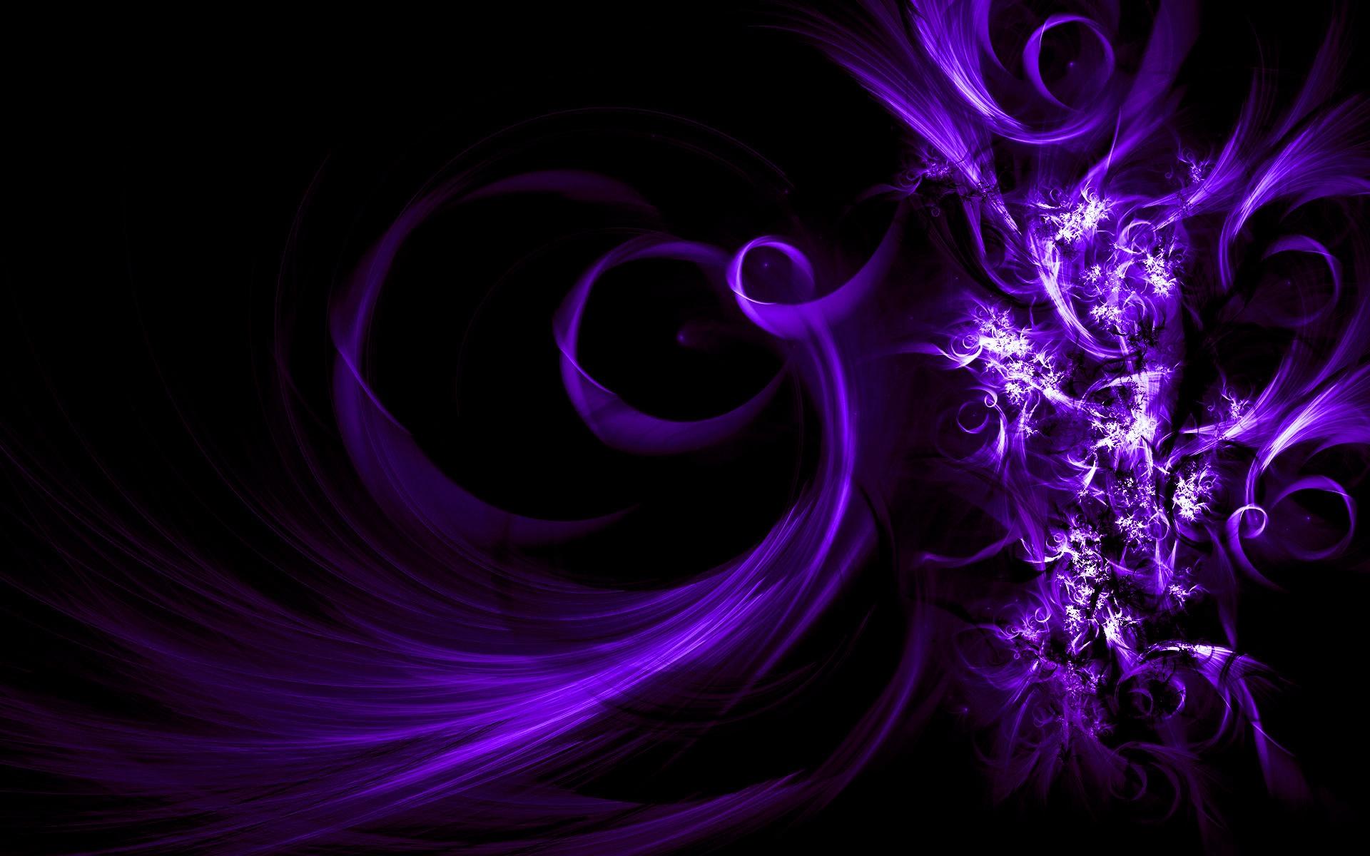 43+ Black Purple Wallpaper HD on WallpaperSafari