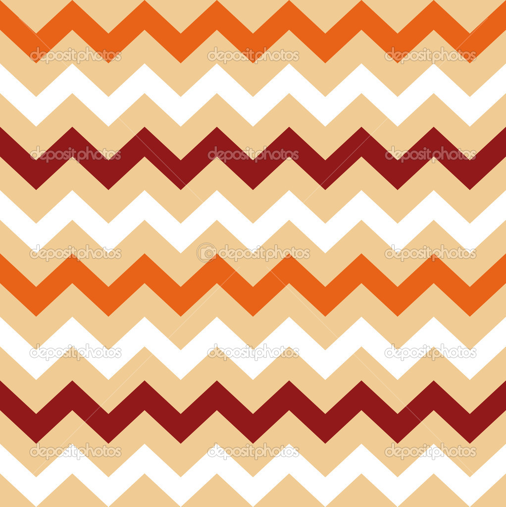 Orange Chevron Wallpaper - WallpaperSafari