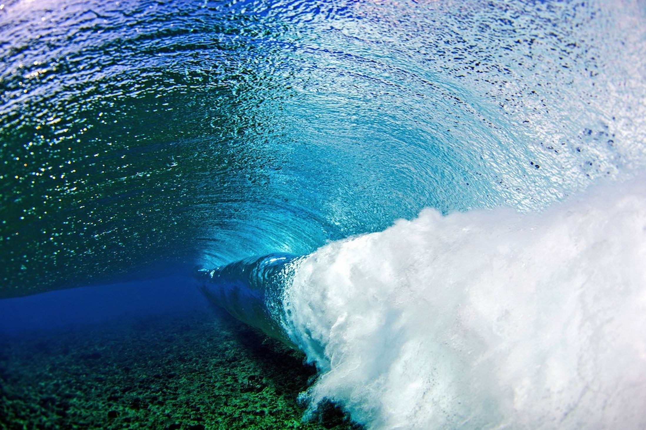 Daredevil surfer Clark Little   Bright Light at the end of the tunnel 2197x1463