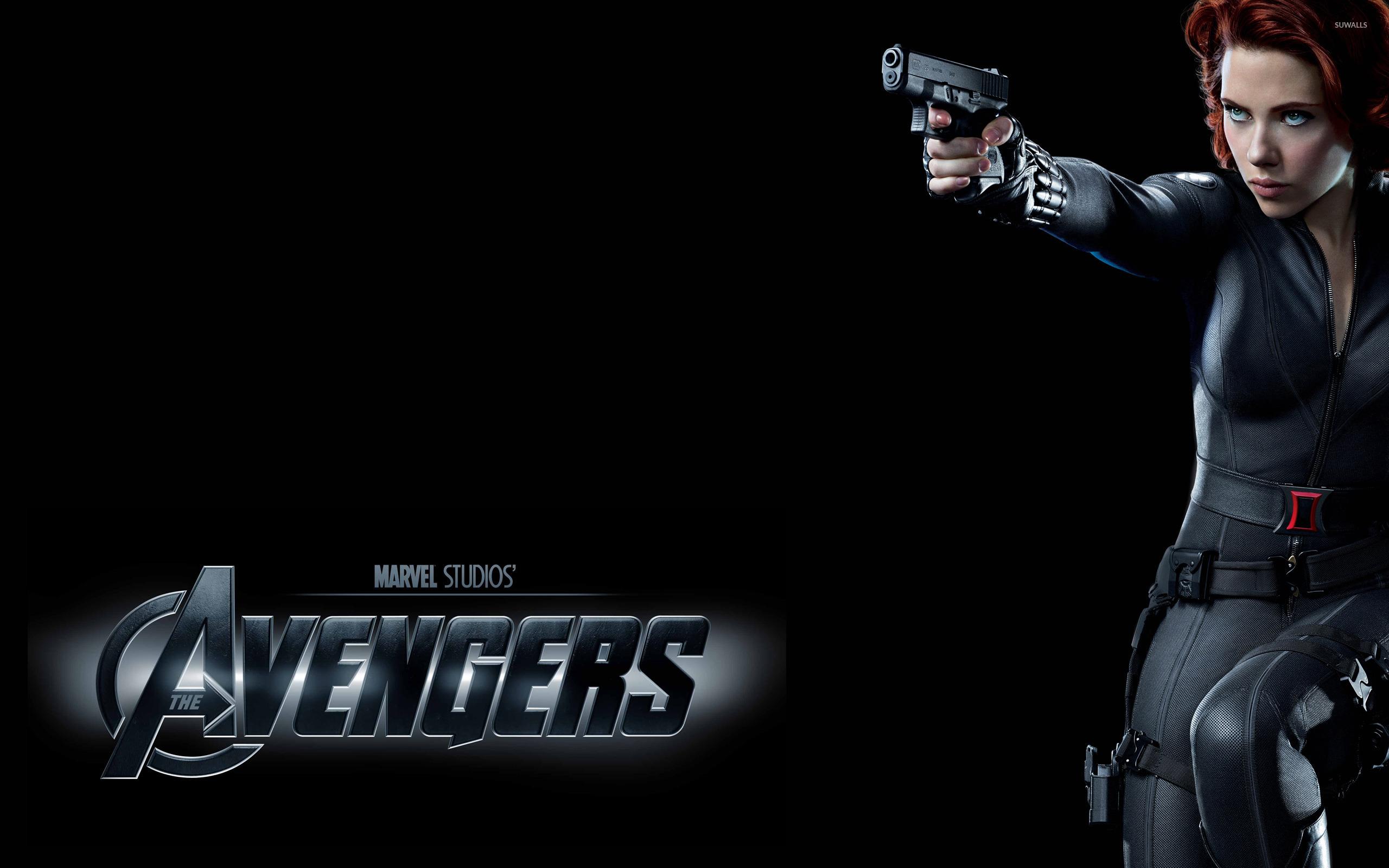 Black Widow   The Avengers wallpaper   Movie wallpapers   10843 2560x1600