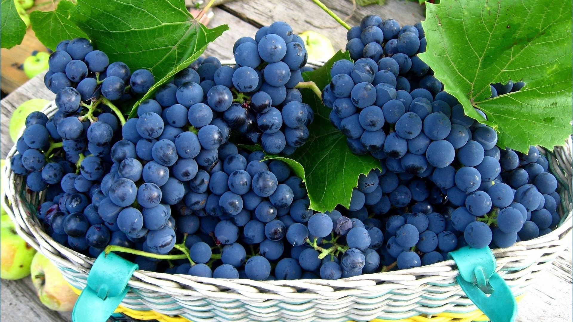 Grapes wallpaper 27648 1920x1080