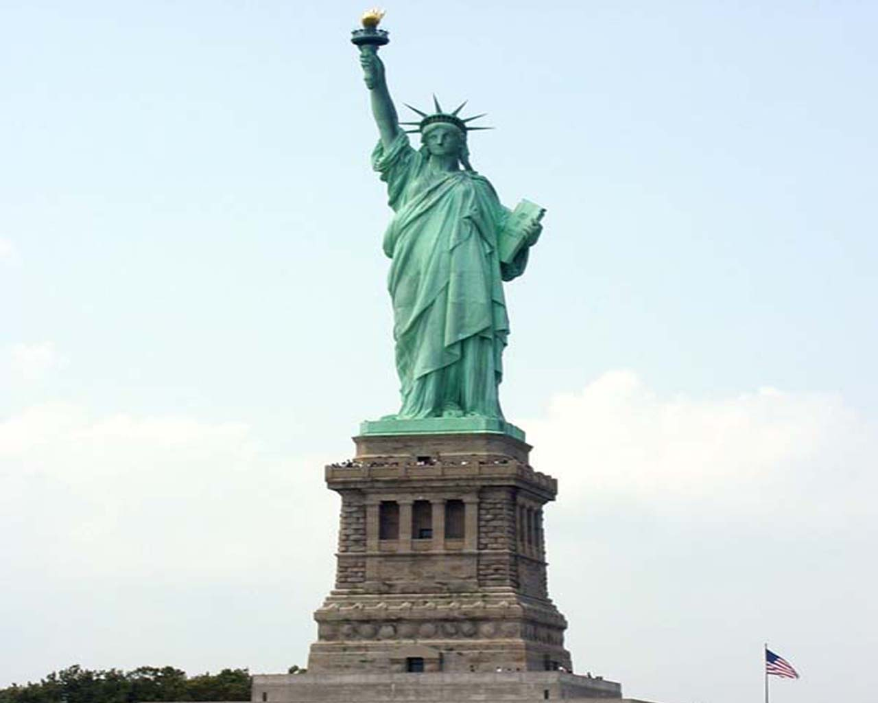 Statue Of Liberty Wallpapers 1280x1024