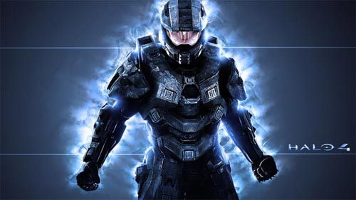 Halo 4 Background Wallpapers for Your Desktop Boost Inspiration 500x281