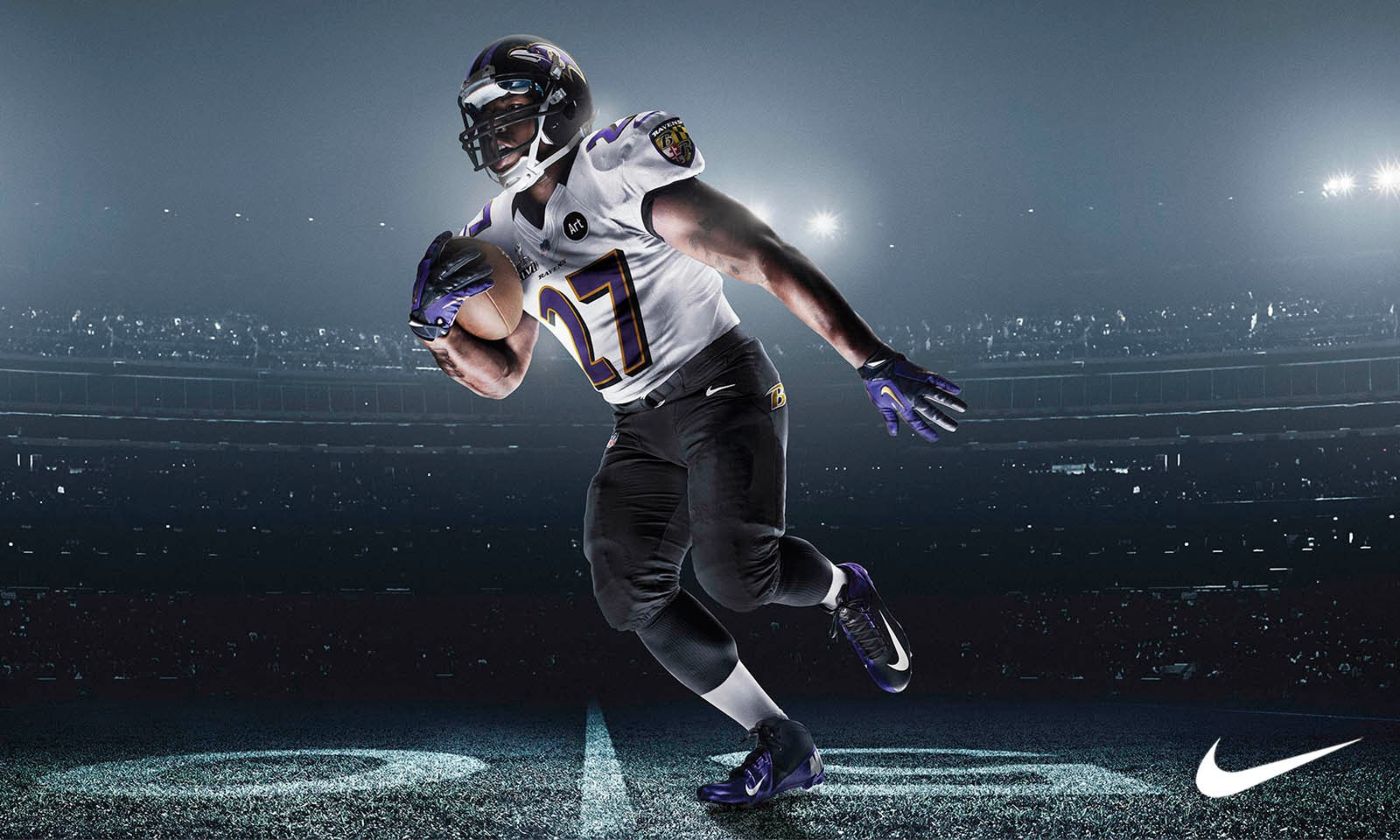 Nfl Football Players Wallpapers Nfl player ray rice hd 1600x960