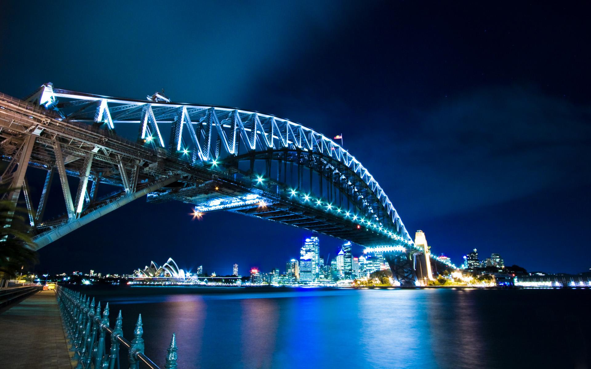 Sydney Harbour Bridge Wallpapers HD Wallpapers 1920x1200