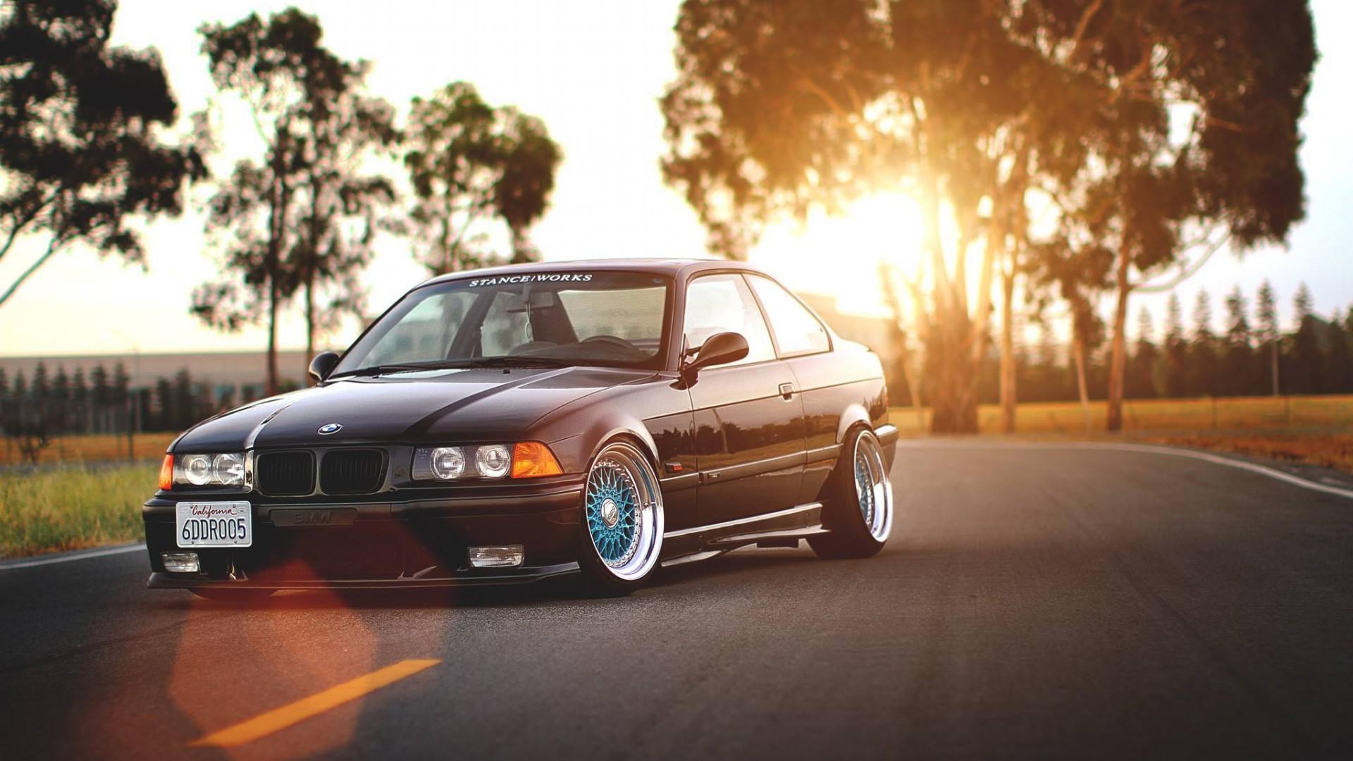 BMW E36 Wallpapers HD 1920x1080