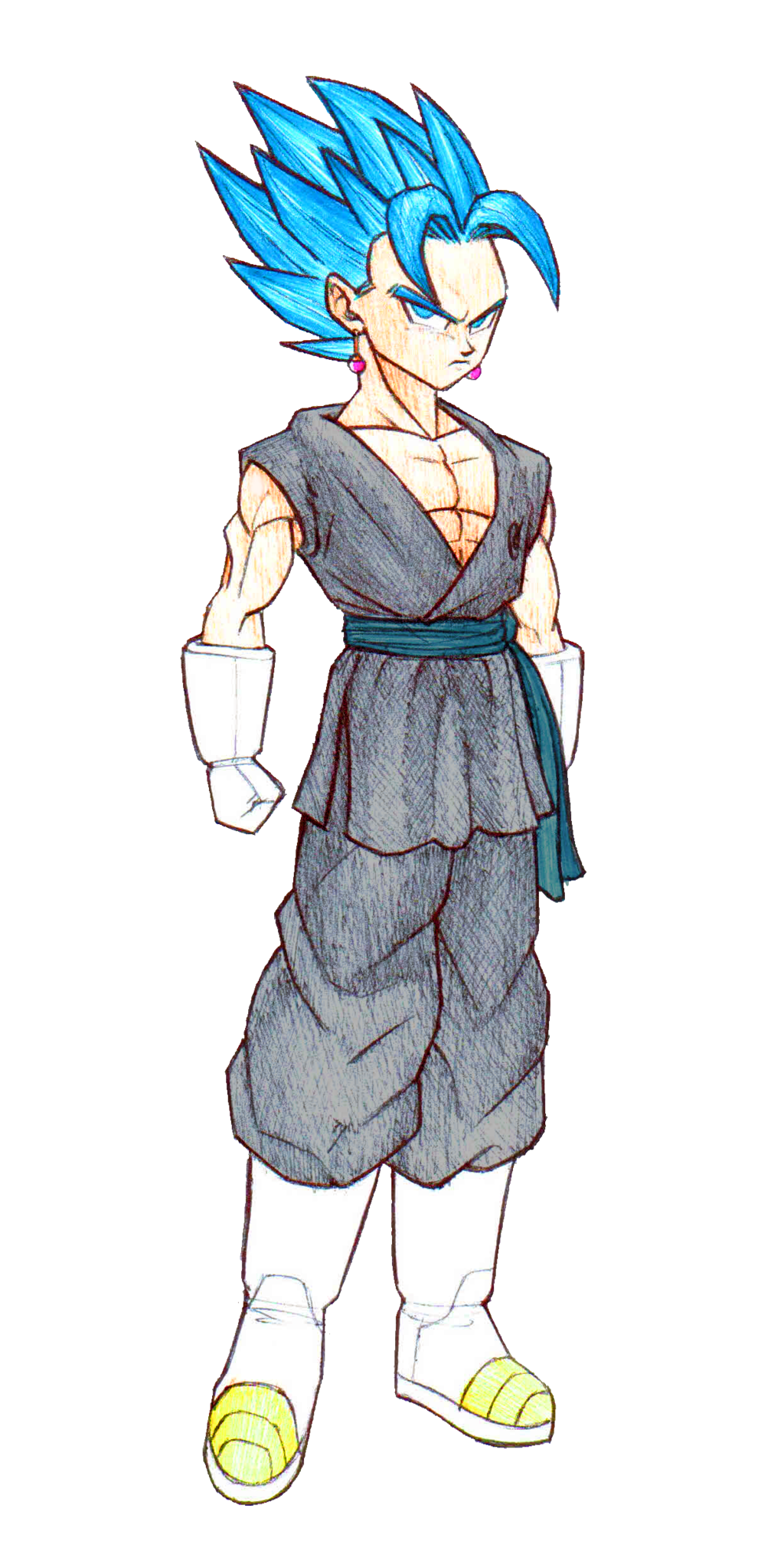vegetto ssgss v2 by dragonboytanton d8pqaigpng 1024x2042