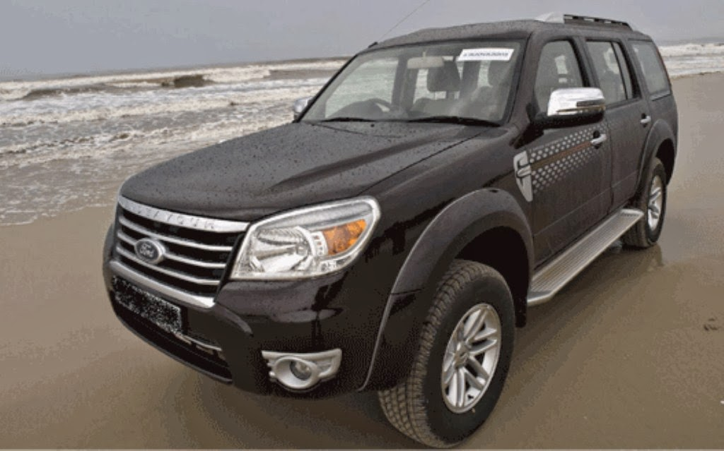 2014 Ford Endeavour Wallpaper Prices Worldwide For Cars 1024x639