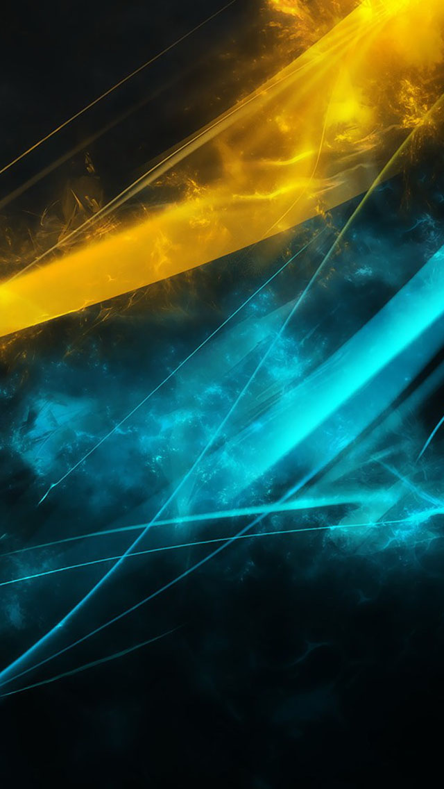 Free Download Blue And Yellow Abstract Lines Wallpaper Iphone Wallpapers 640x1136 For Your Desktop Mobile Tablet Explore 41 Blue And Yellow Wallpaper Light Blue And Yellow Wallpaper Green And