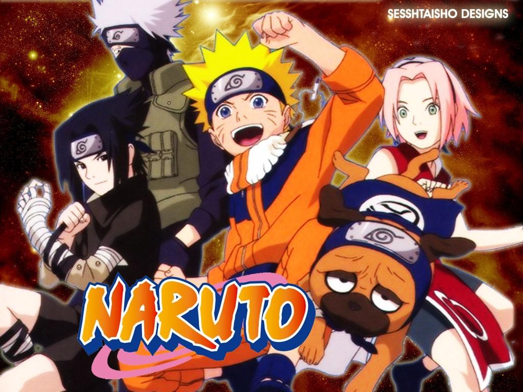 Naruto Wallpaper 1024 x 768 1024x768