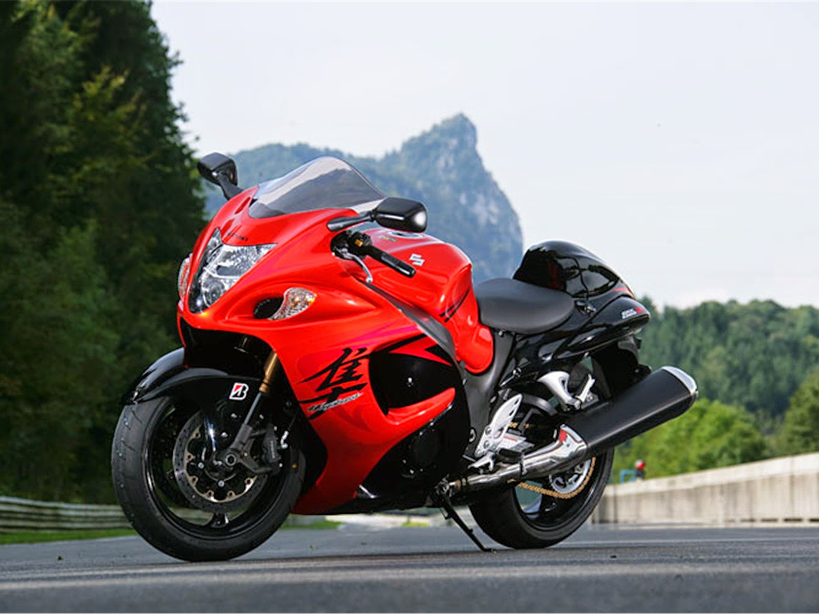 Suzuki Hayabusa Top 10 HD Wallpapers Specification Price 1600x1200