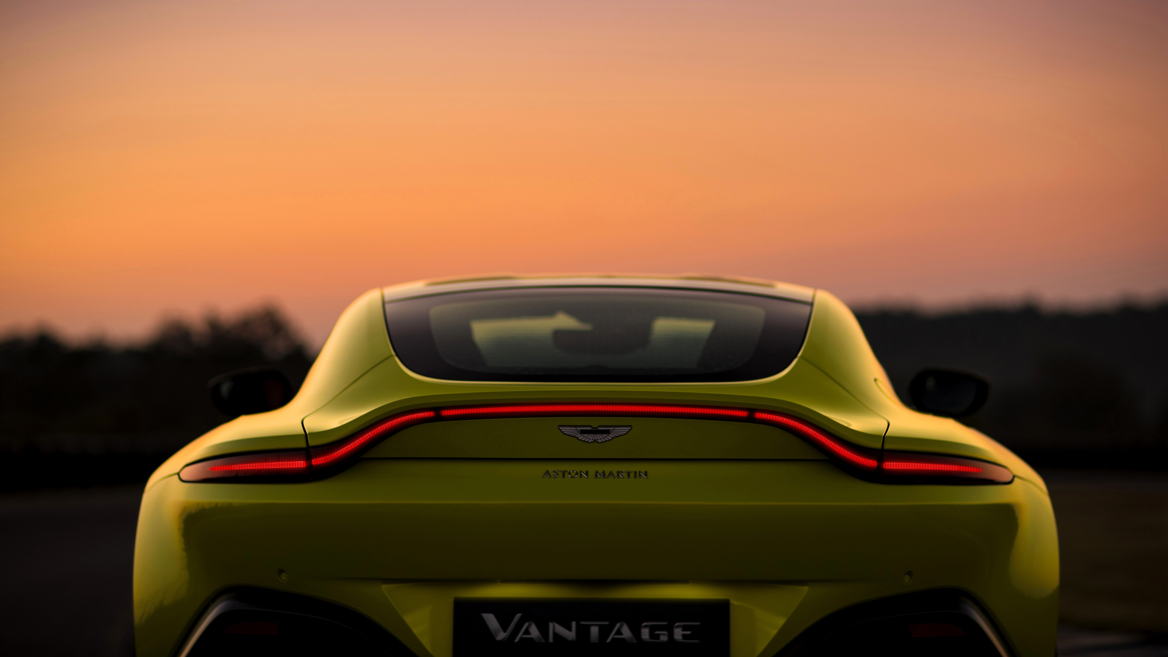 2018 Aston Martin Vantage 4K Wallpapers HD Wallpapers 4096x2304