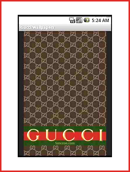 Gucci Print Wallpaper Of branding gucci launched 440x580