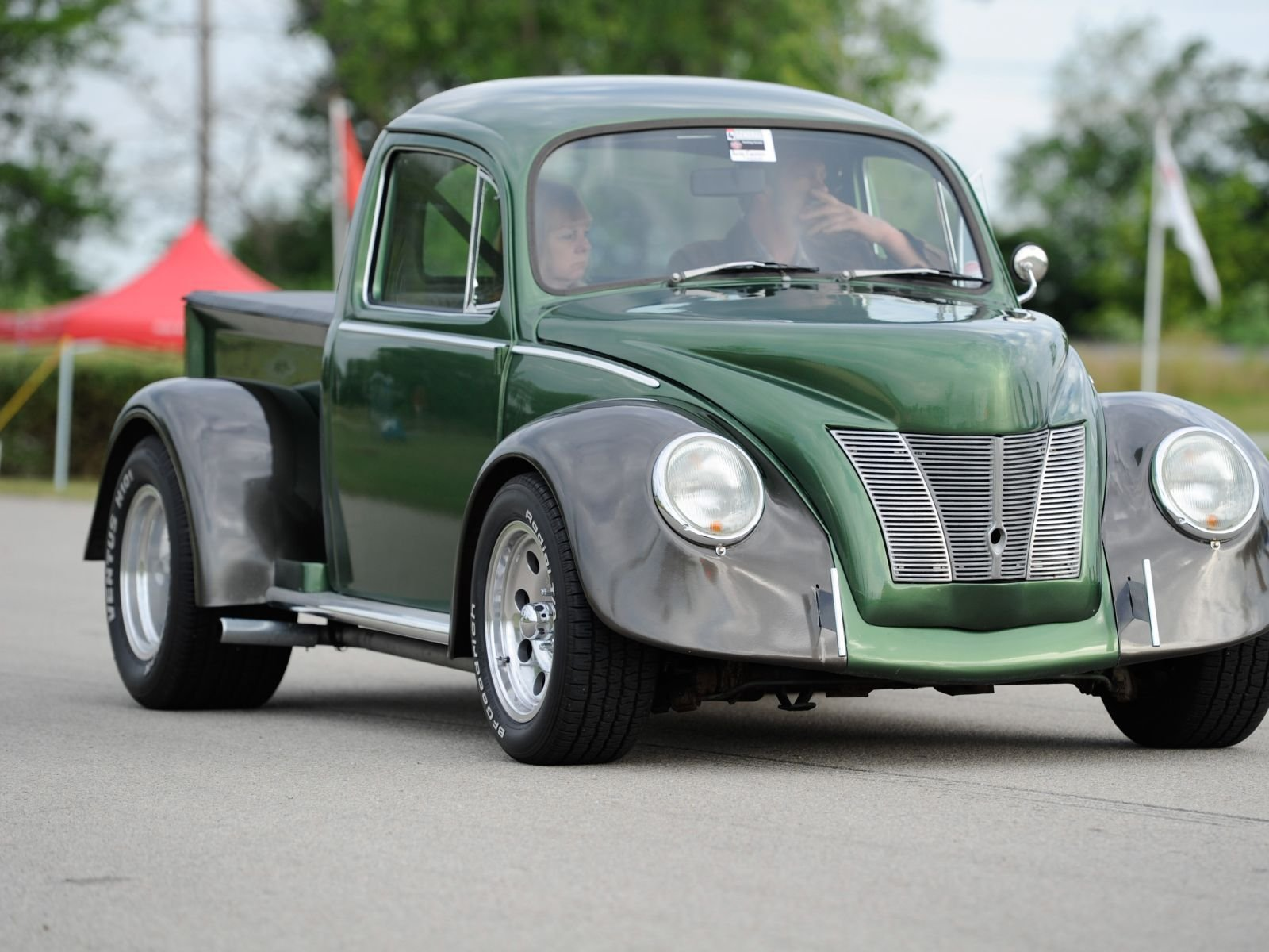 Funfest For Air Cooled Vw 2012 Pickup Photo 122 1600x1200