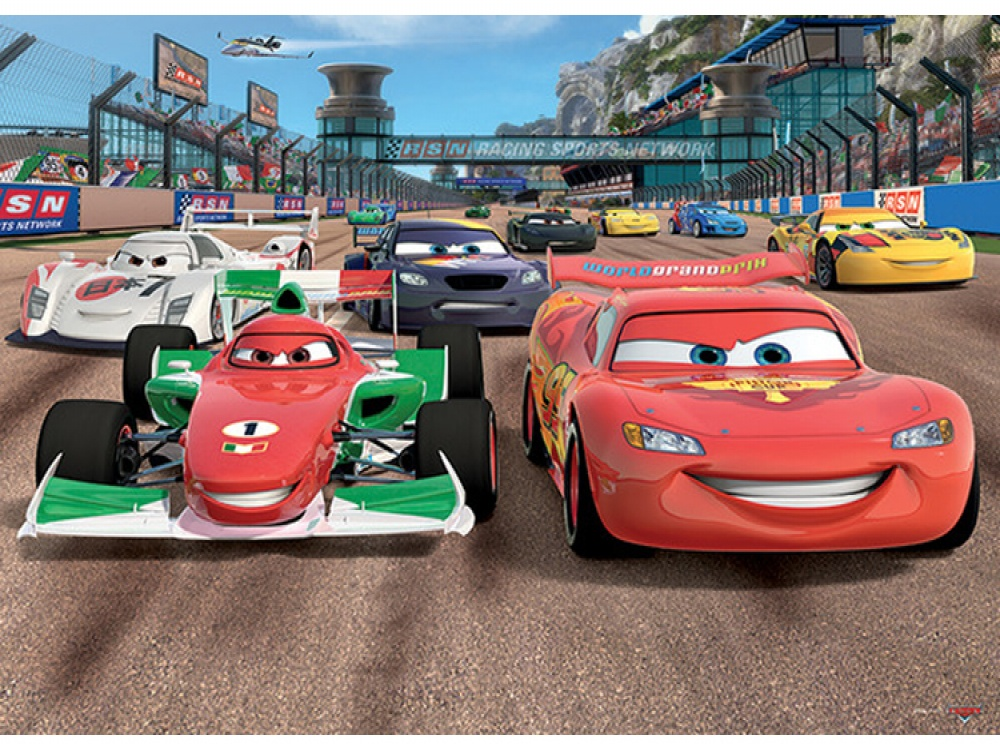 50 disney pixar cars wallpaper on wallpapersafari - Disney cars wallpaper ...