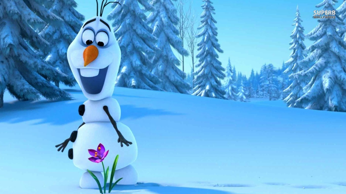 Olaf Hd Wallpaper Best Photo and Wallpapers 1366x768