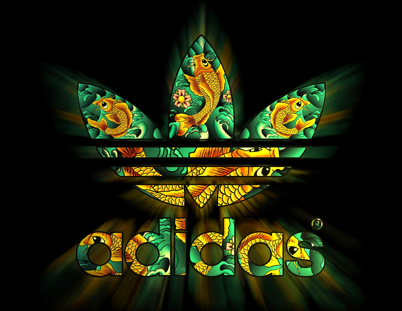 30+] Adidas Rasta Wallpapers on WallpaperSafari
