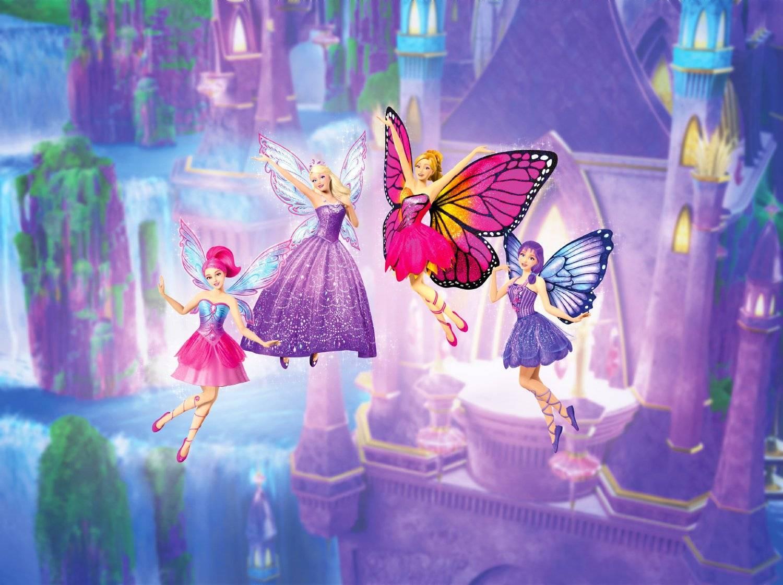 1500x1121px Wallpaper Of Barbie Princess Wallpapersafari
