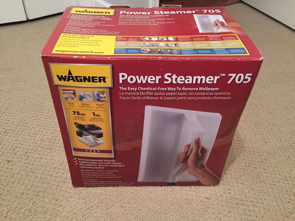 Free Download Wagner Power Steamer 705 Wallpaper Remover W