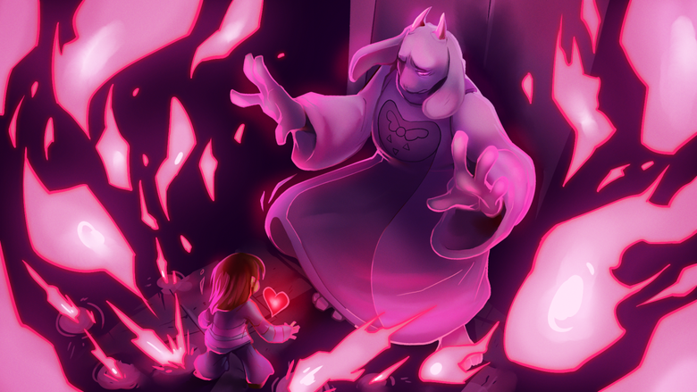 Neat Undertale Wallpapers Source palidoozy arttumblrcom Since 780x439
