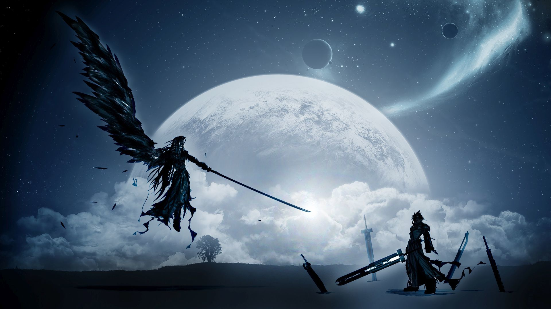 Free Download 9 Final Fantasy Vii Desktop Wallpapers Wppsource