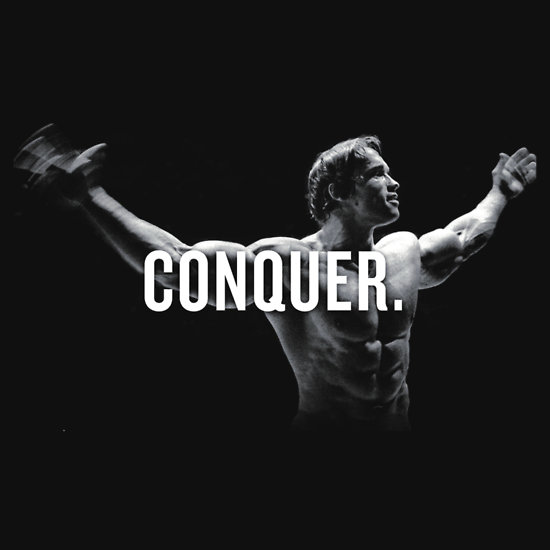 Inspirational Quotes On Life: Arnold Motivational Wallpapers
