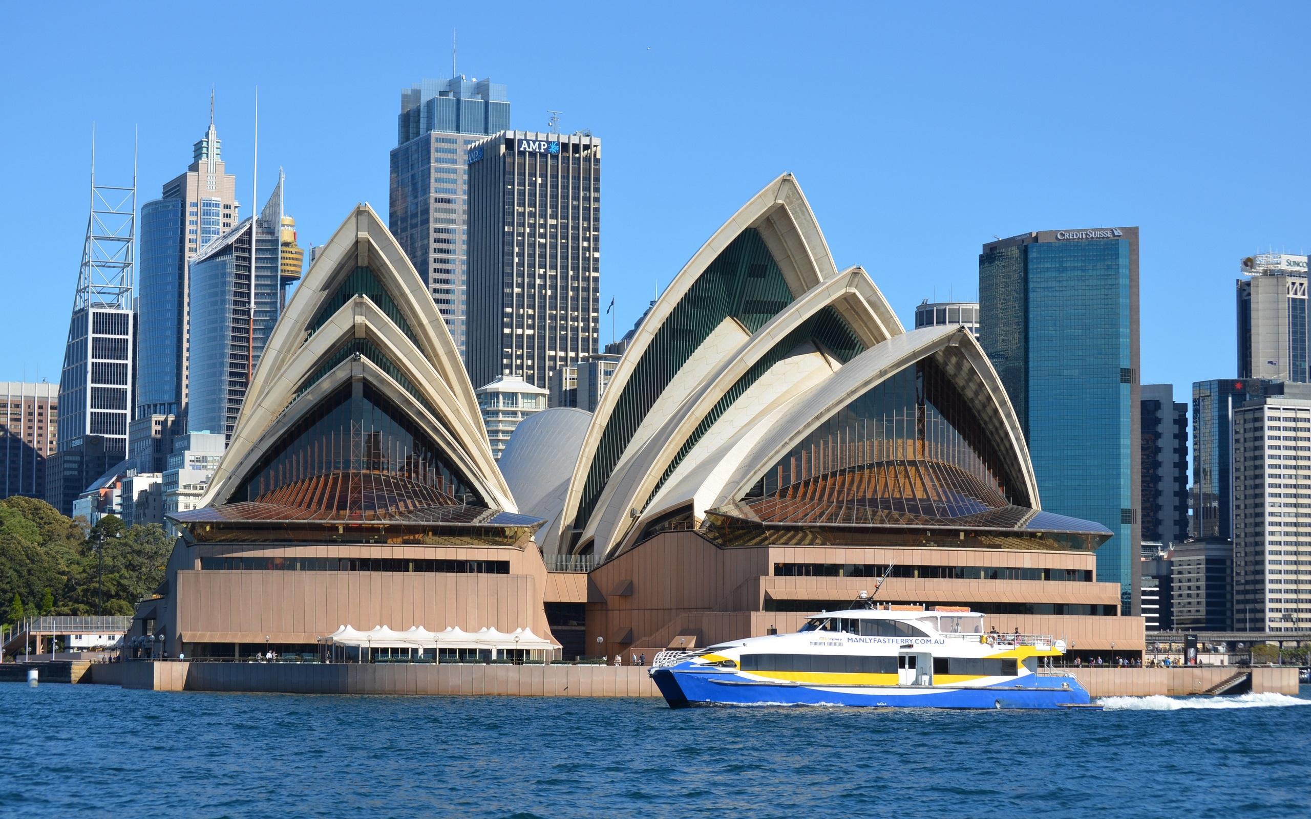 Sydney Opera House Wallpapers 43 Sydney Opera House HD 2560x1600