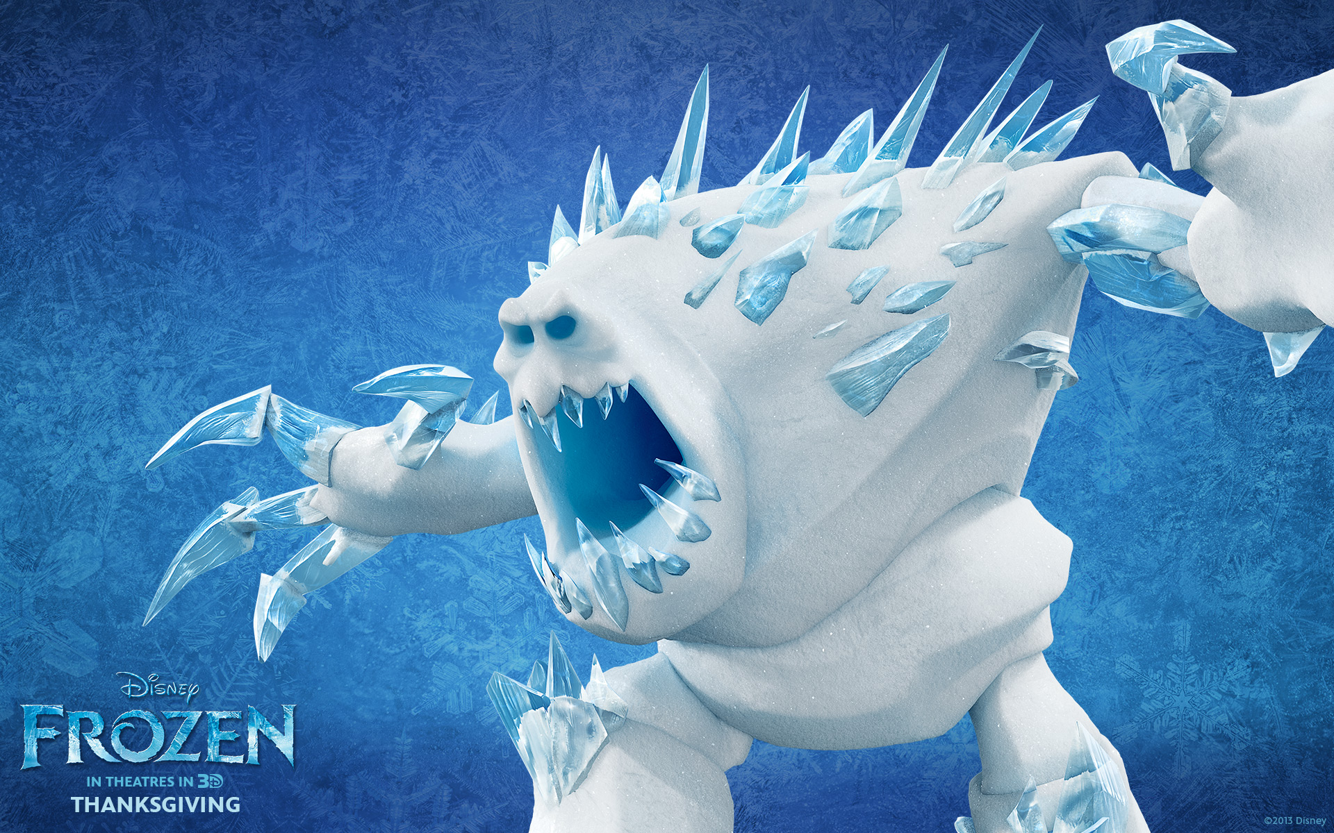 Marshmallow Wallpapers   Frozen Wallpaper 35894680 1920x1200