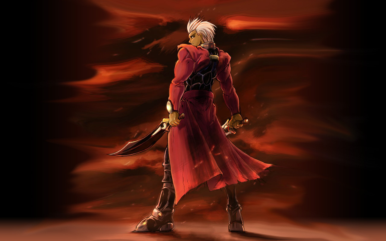 Free Download Fate Stay Night Wallpaper Archer 36 Hd Wallpaper