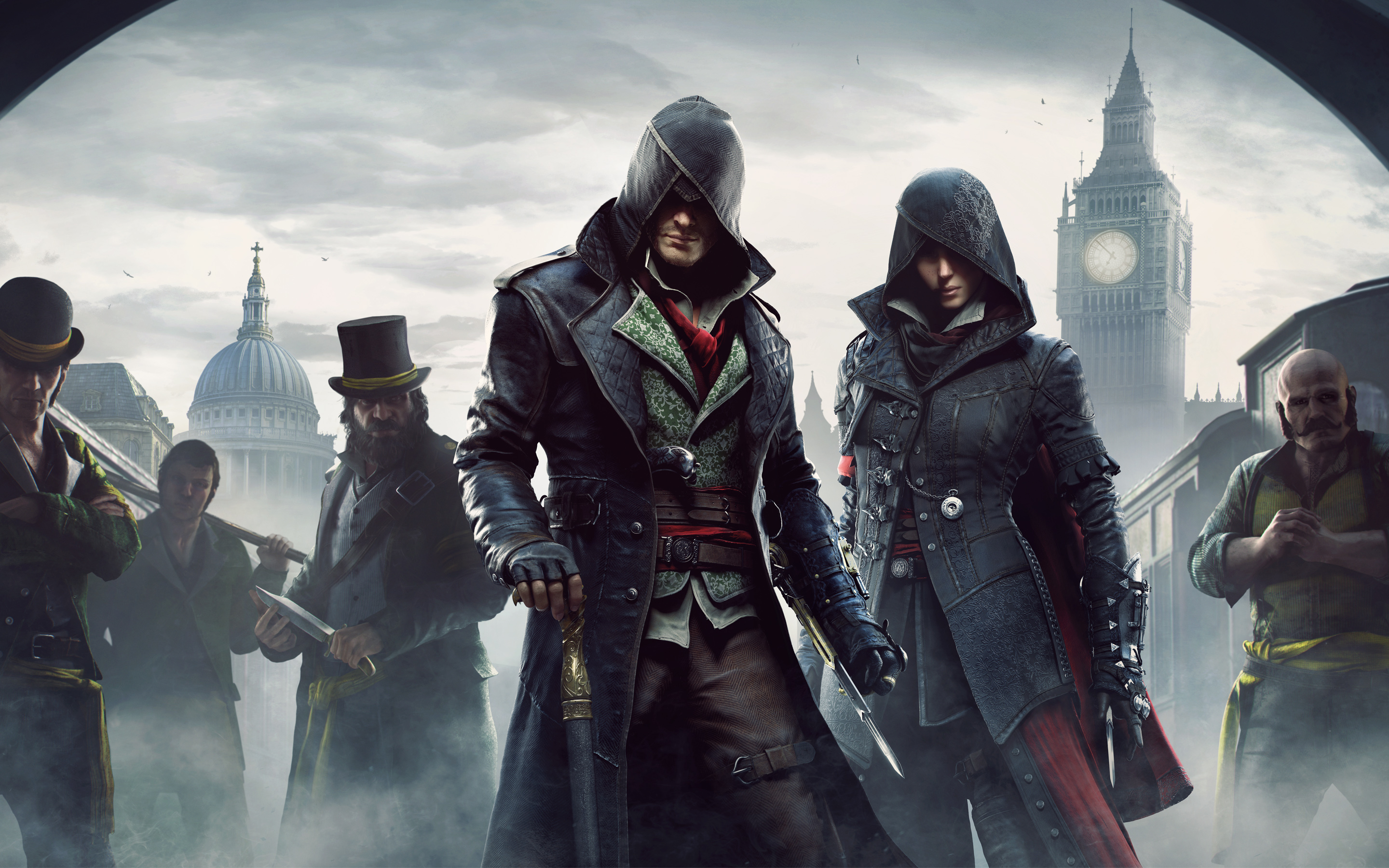 Report Assassins Creed may not be released yearly GameWatcher 2880x1800
