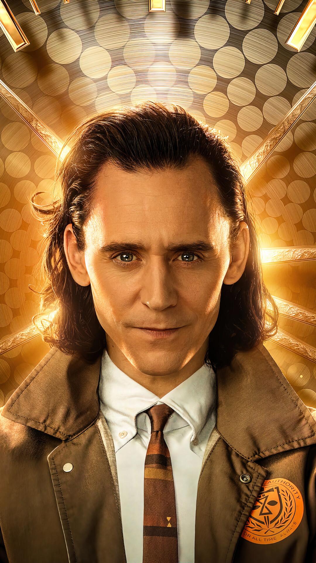 Loki TV Series Tom Hiddleston Wallpaper 4K PC Desktop 7980a 1080x1920