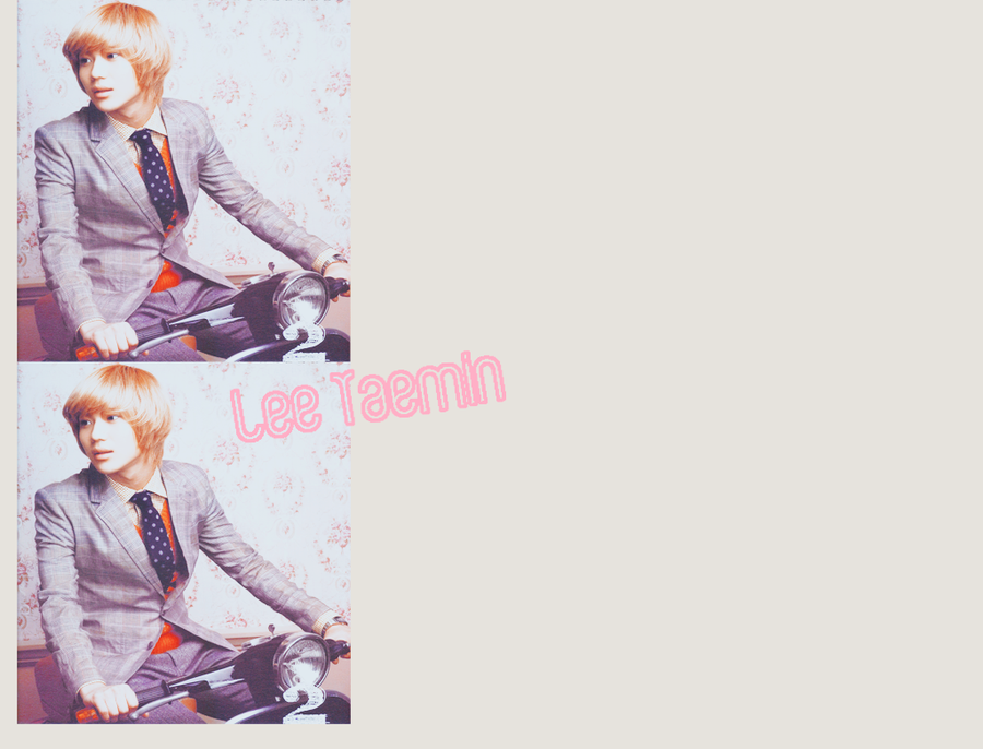 Lee Taemin Wallpaper by nnn789 900x686