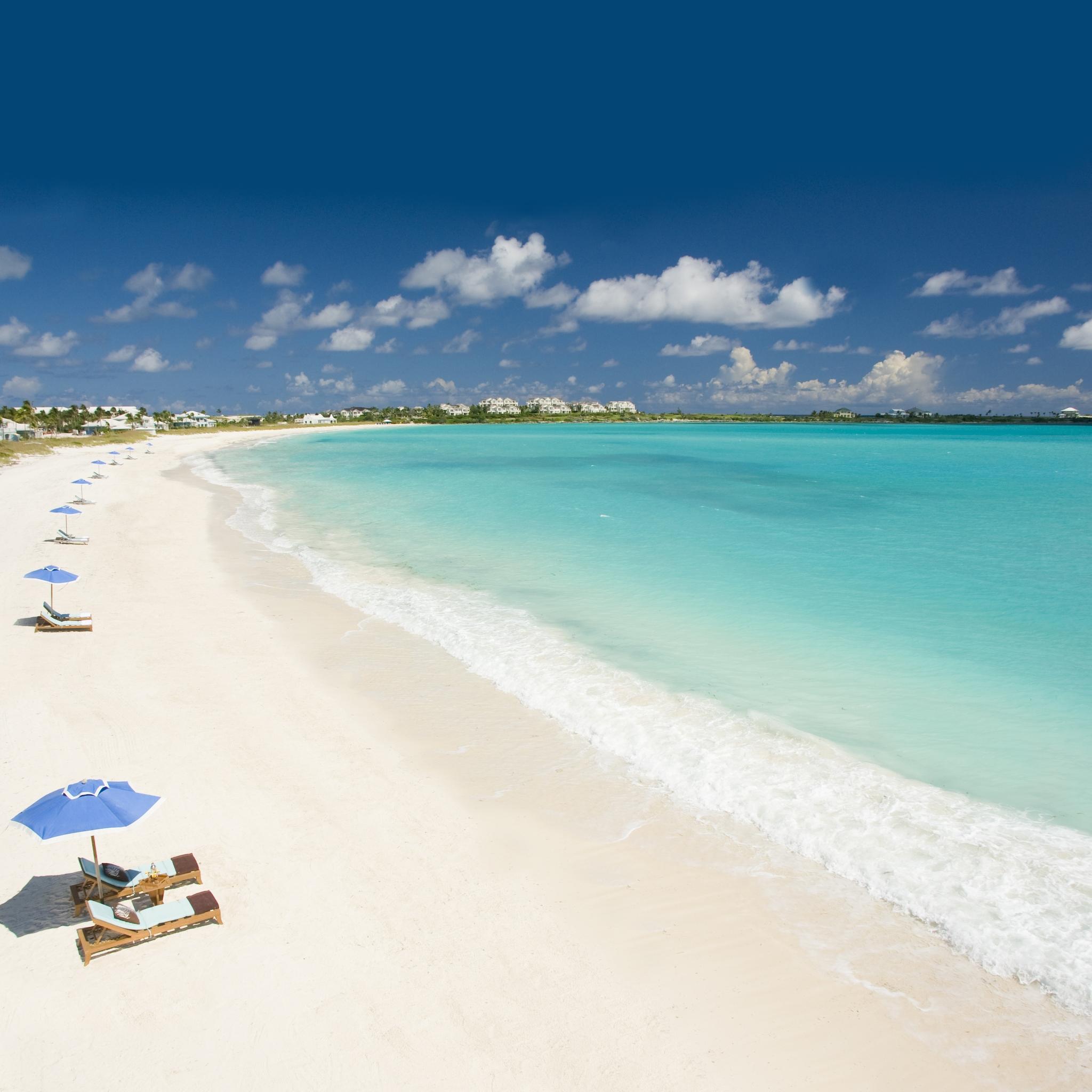 Caribbean Beach iPad Air Wallpaper Download iPhone Wallpapers iPad 2048x2048