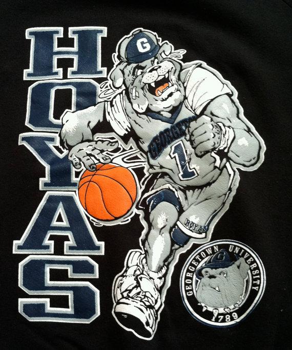 Pin Georgetown Hoyas Logo 570x684