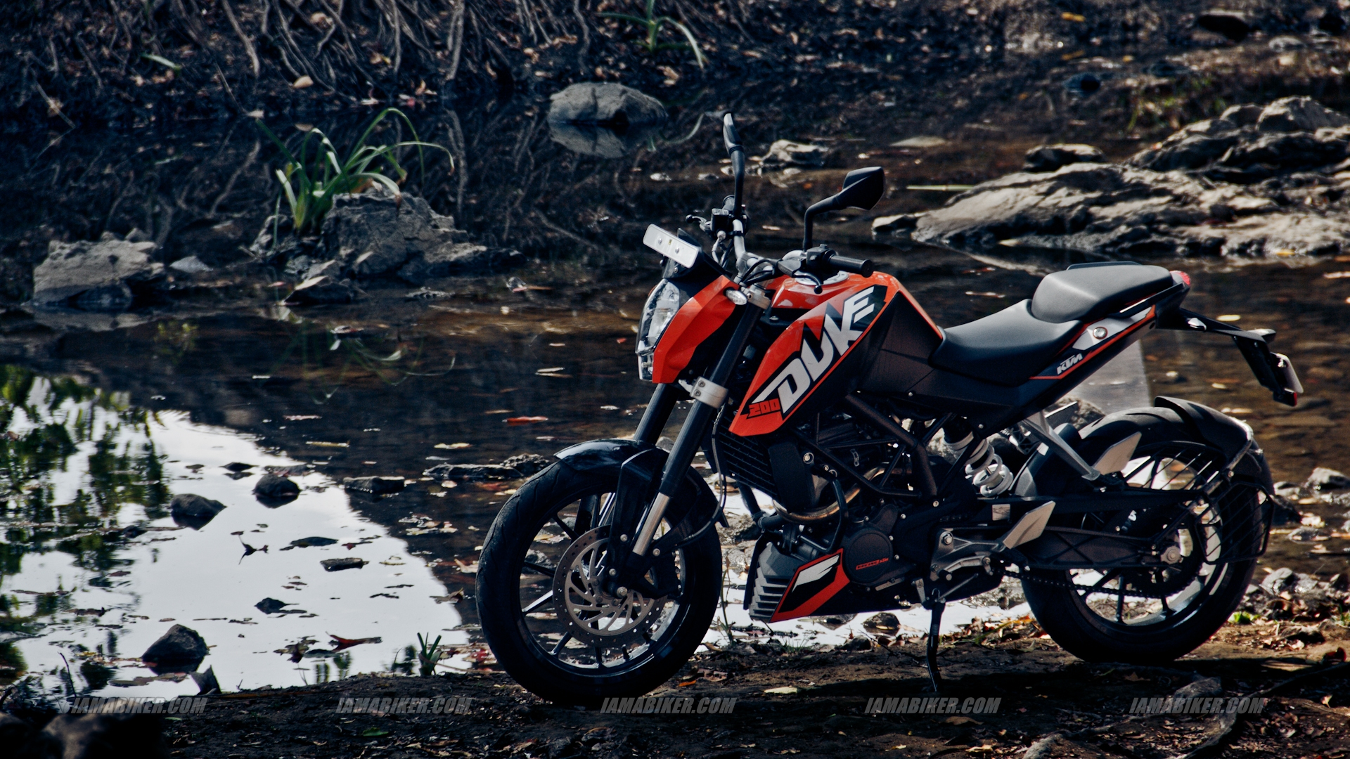 KTM Duke 200 HD wallpaper gallery Click on picture to see high 1920x1080