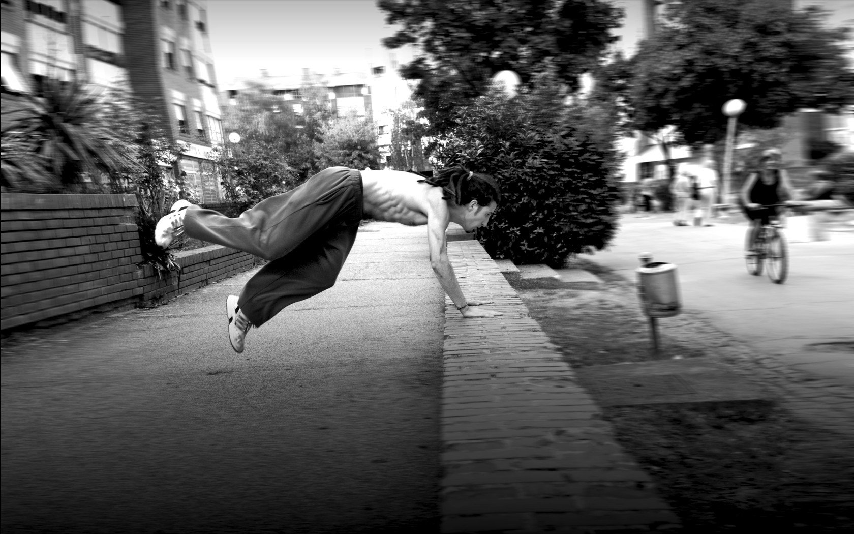 collection photographic parkour HD Algerians are awesome 1680x1050