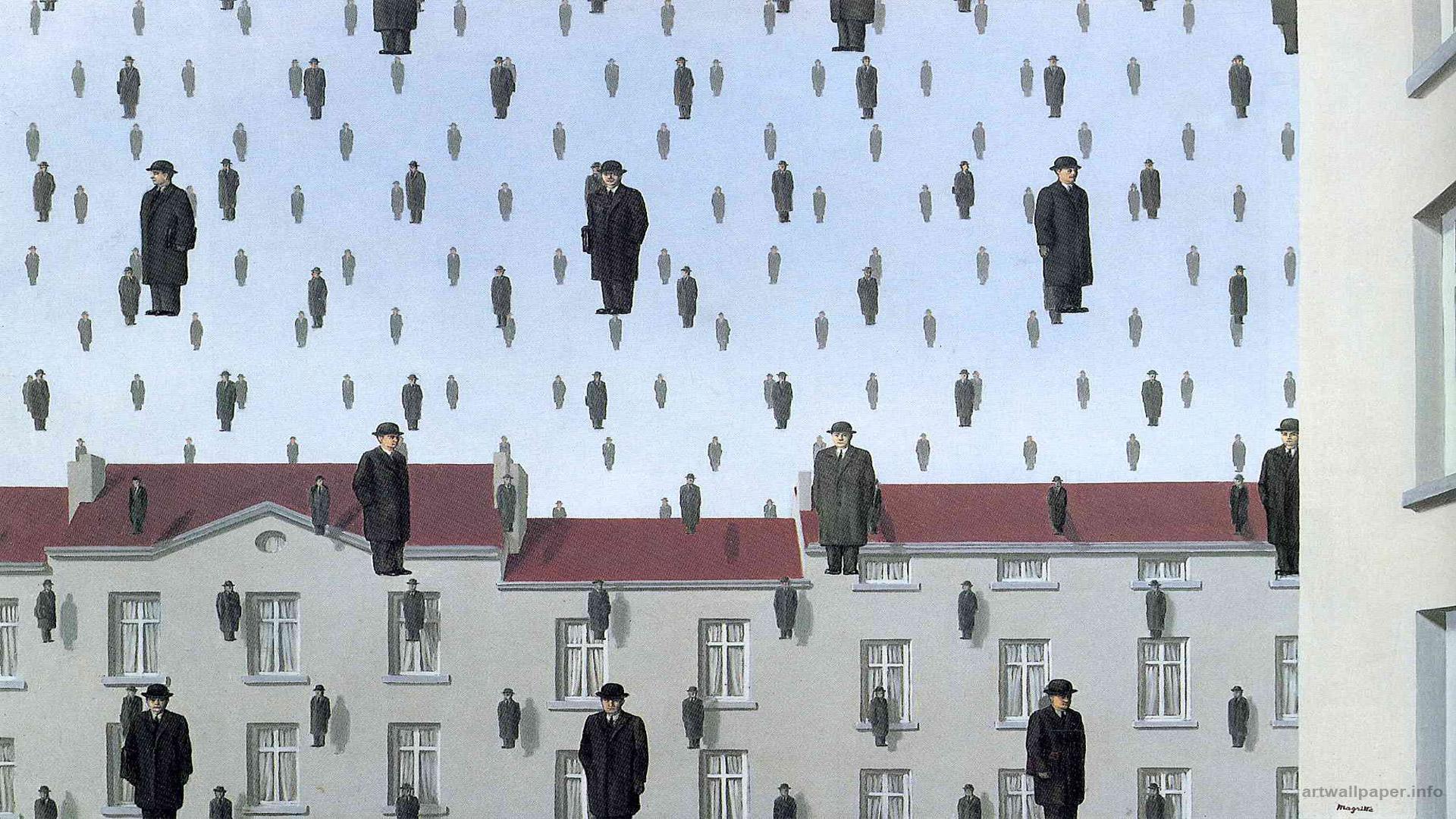 Rene Magritte Wallpaper 02 1920x1080