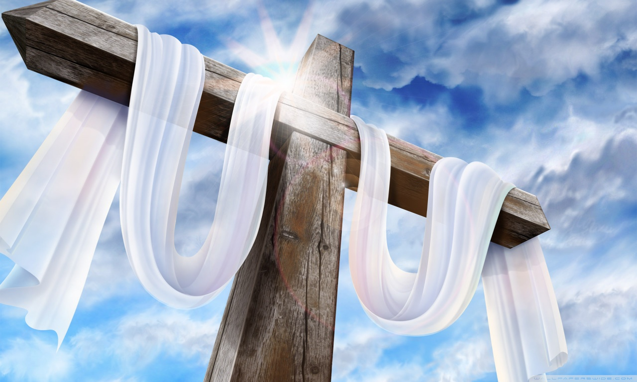 Holy Cross HD desktop wallpaper Widescreen High Definition 1280x768