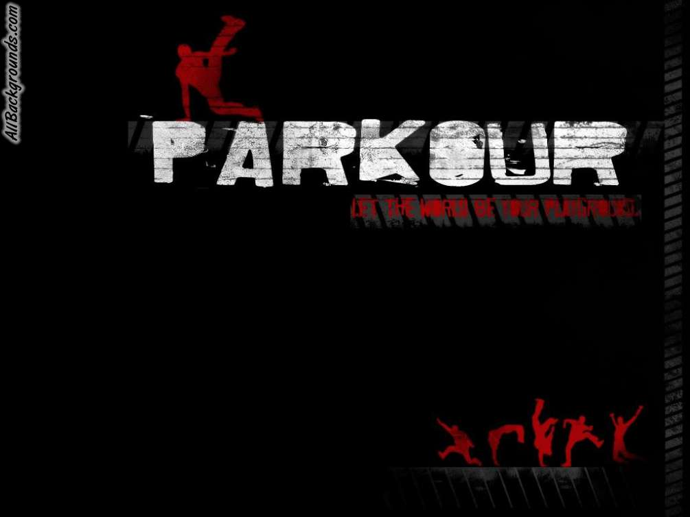 Parkour Backgrounds   Twitter Myspace Backgrounds 1005x754