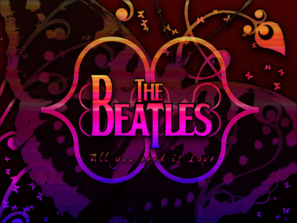 The Beatles   Classic Rock Wallpaper 17510546 1024x768