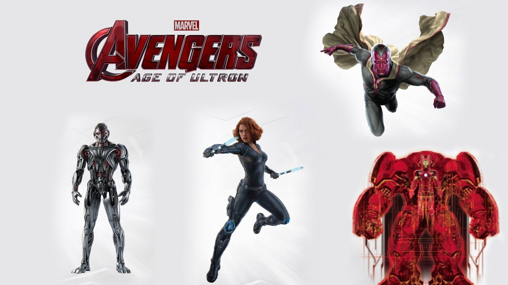 Download Avengers Age Of Ultron Marvel Poster HD Wallpaper Search 1920x1080