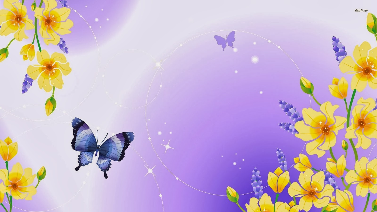 Download Cute Butterfly Images Wallpaper Click Image to Download 1600x900