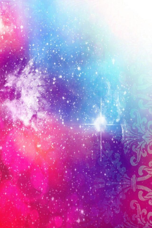 iPhone galaxy wallpaper Wallpapers Iphone Cute Iphone Stuff Galaxy 640x960