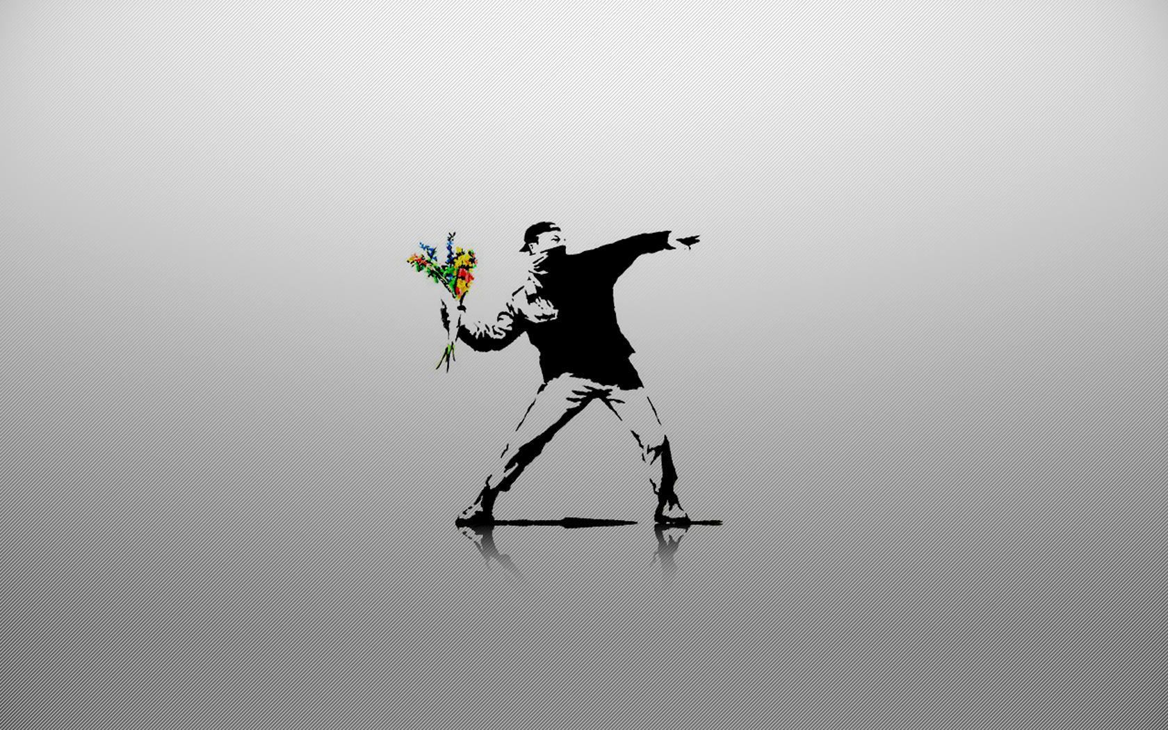 10 Banksy Street Art Pieces in London | WideWalls