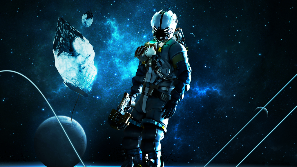 Dead Space 3 : Wallpaper HD 1080p : Desktop and mobile wallpaper ...