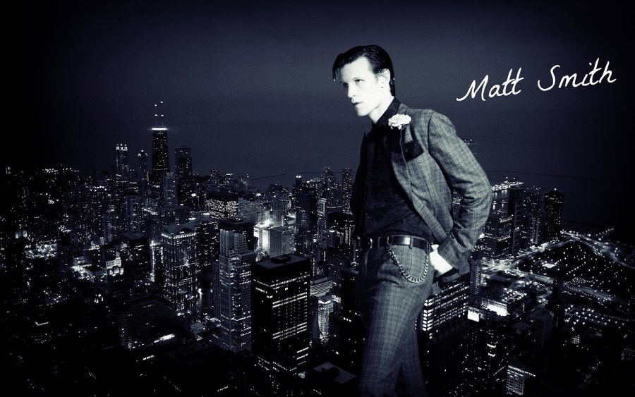 Matt Smith Whovian Wallpaper Matt Smith Pinterest 900x563