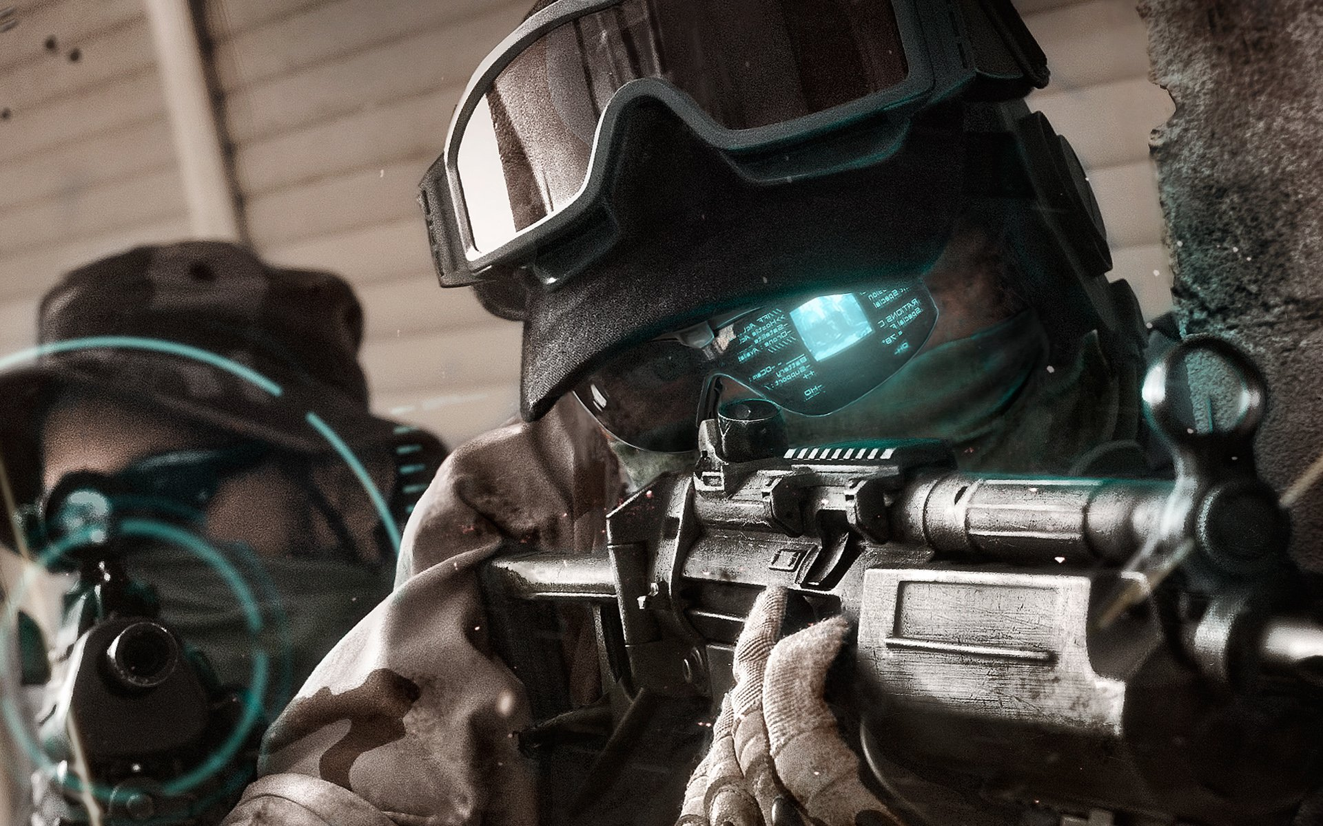 Future Soldier Ghost Recon Wallpapers HD Wallpapers 1920x1200