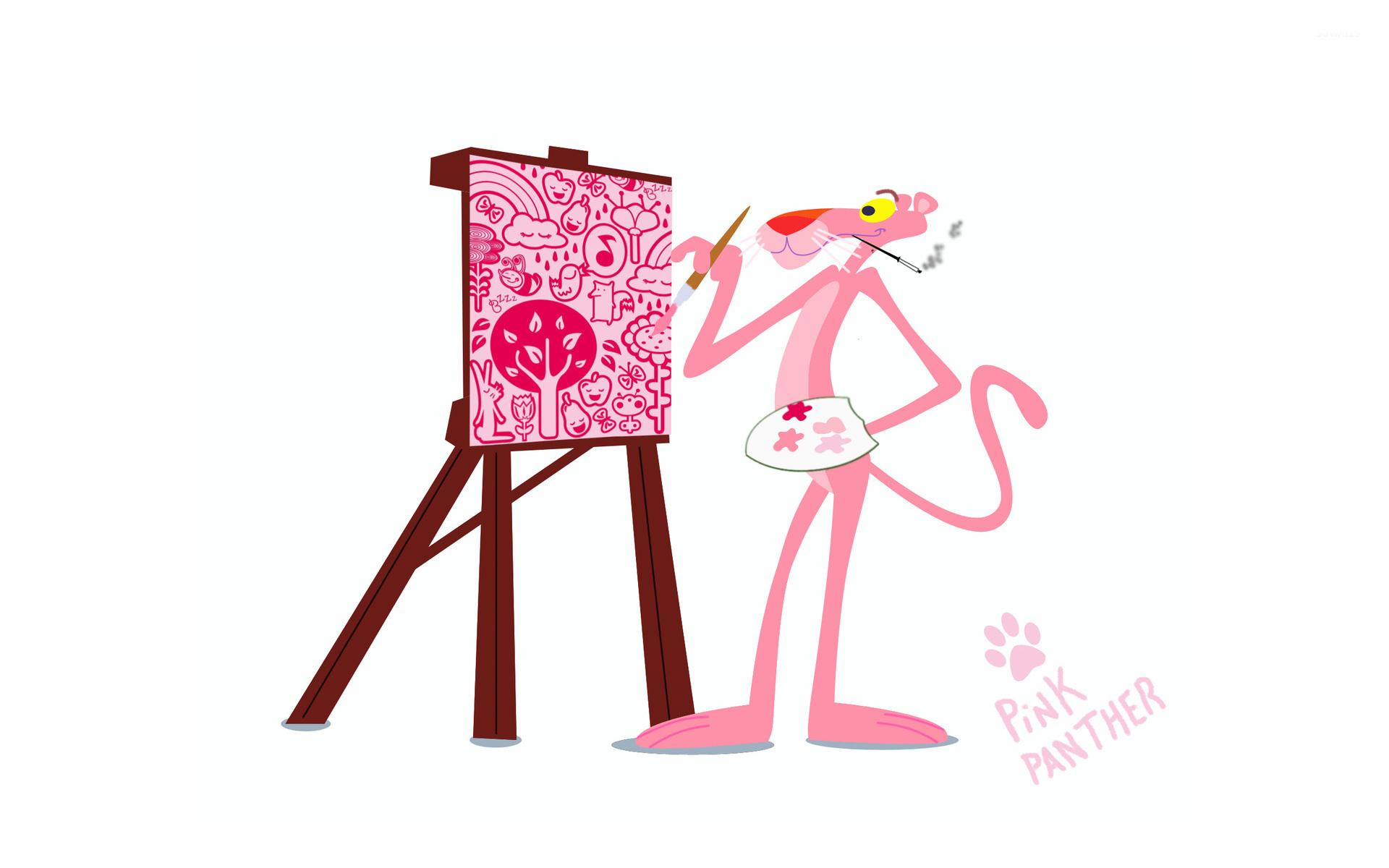 Pink Panther wallpaper   Cartoon wallpapers   8337 1920x1200
