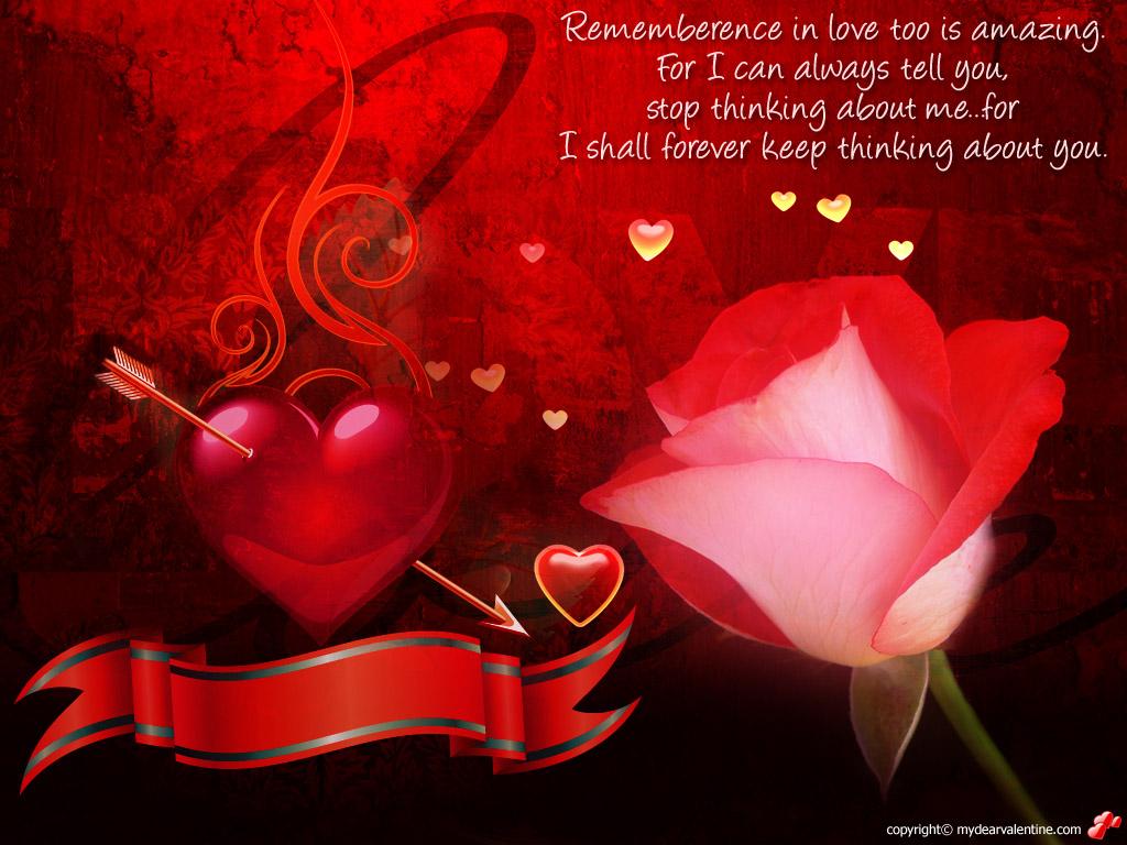 Download Love Poem Wallpapers Wallpapers Area 1024x768