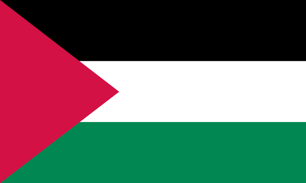 Palestine Flag Pictures 1024x614